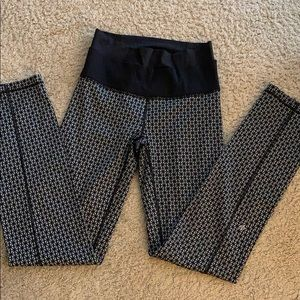 Lululemon high waist pants